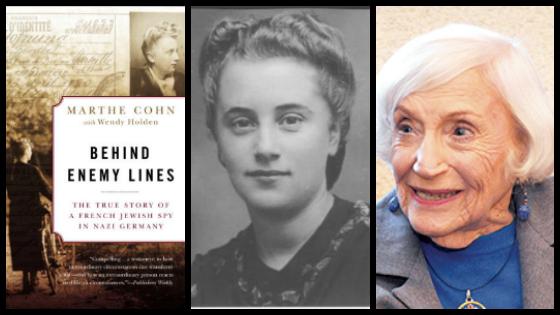 Marthe Cohn Behind Enemy Lines